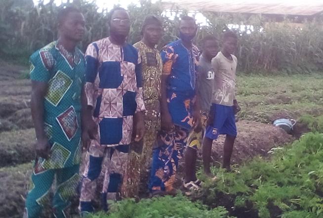 Sensibilisation des maraichers sur l'agro-écologie
