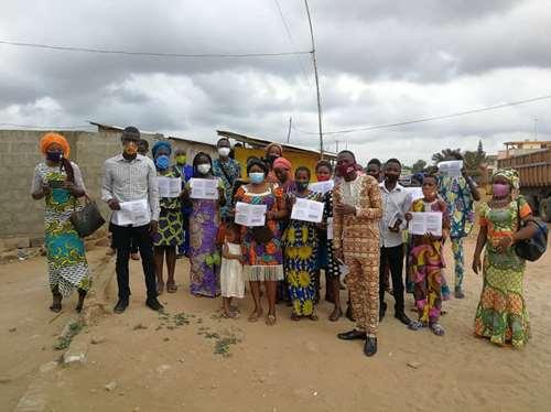 Sensibilisation des jeunes sur la loi sur les sachets plastiques au Bénin
